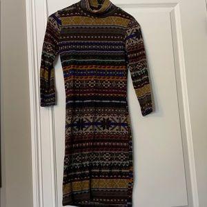 A'gaci sweater dress